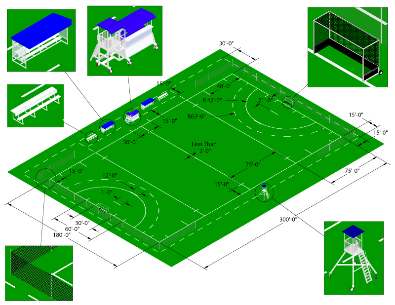 Aae Sample Track  U0026 Sports Field Design Layouts