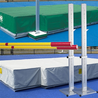 High Jump Pit Equipment Package