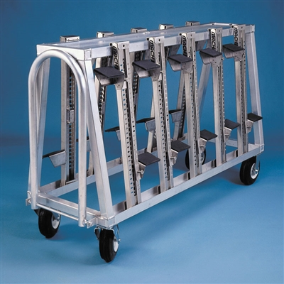 Track Starting Blocks & Block Cart Combo Package