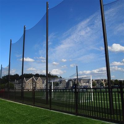 10 40 Ballstopper Sports Netting Straight Posts