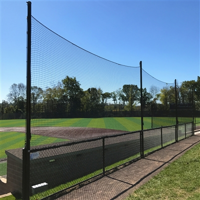 20 Ballstopper Sports Netting Fence Posts