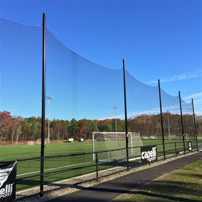 Multi-Sport BallStopper - with Integrated Fence Posts