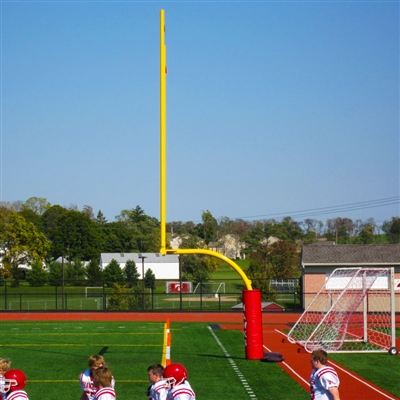 8' Offset Football Goal Post