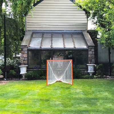 12' Backyard BallStopper Netting System- Ground Sleeves