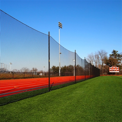 10' BallStopper Sports Netting - Ground Sleeves