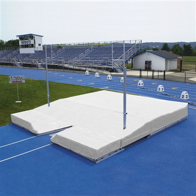 Pole Vault Mat Weather Cover