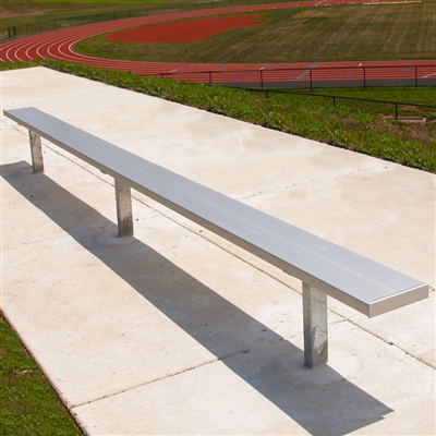 Permanent Team Benches